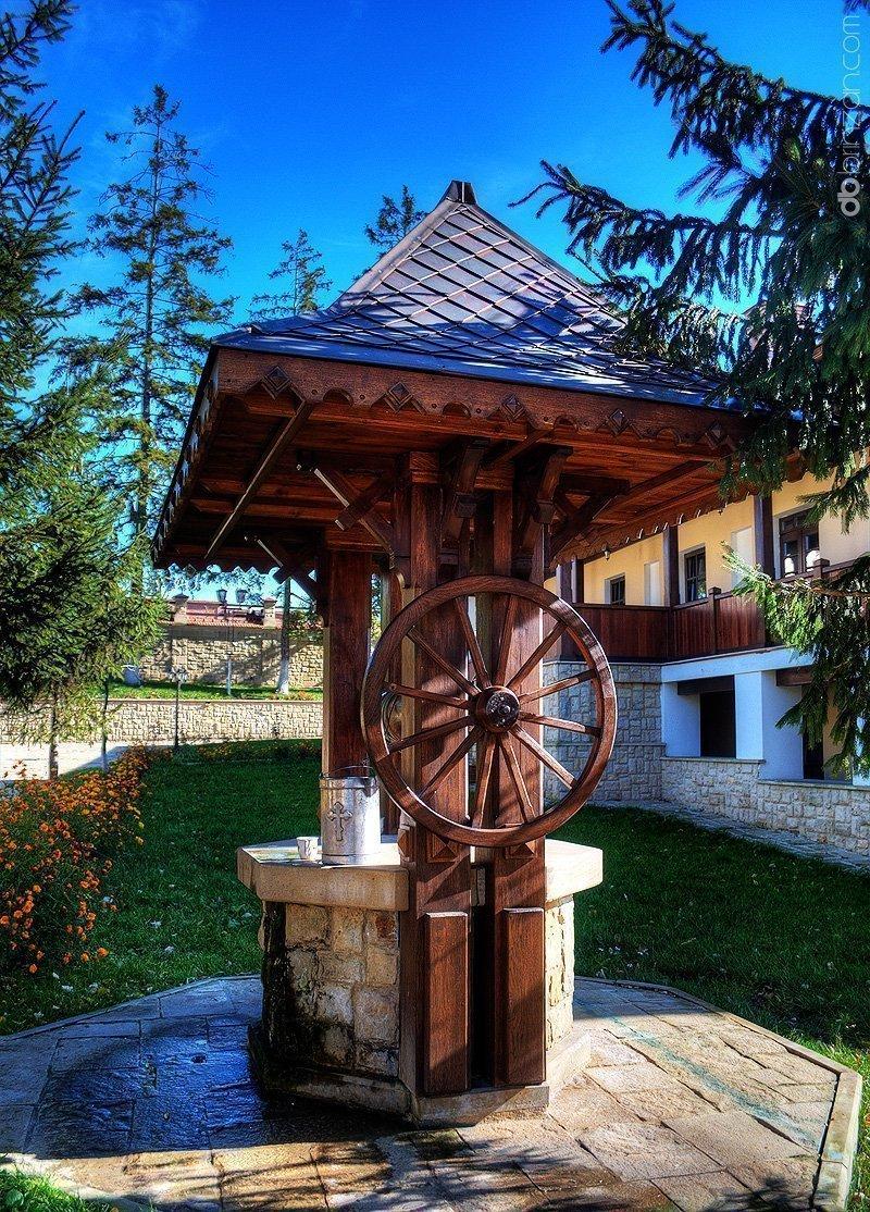 Mănăstirea Căpriana (Capriana Monastery)
