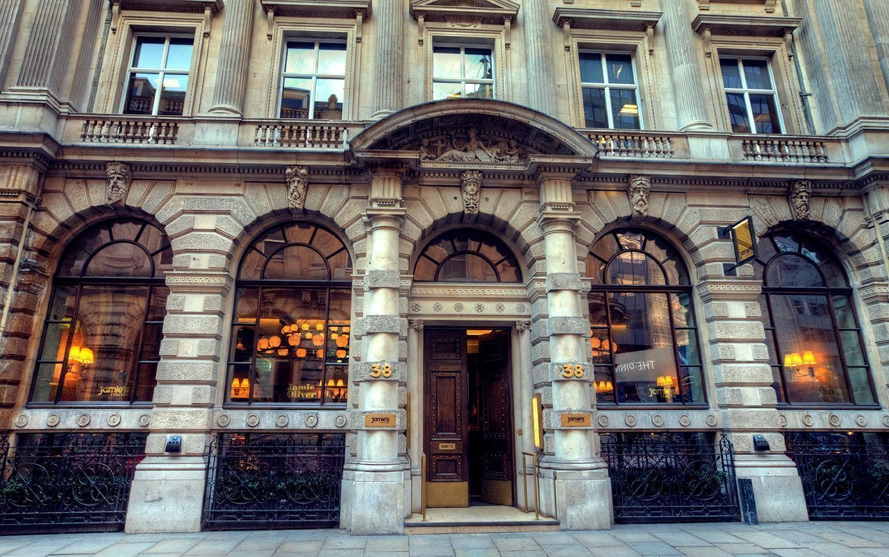 Jamie's Italian on Threadneedle Street