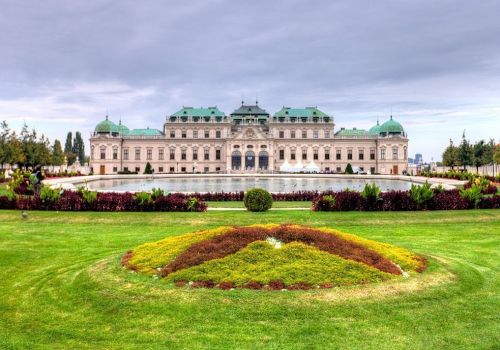 Thumbnail for Belvedere Palace, Vienna (September 2013)