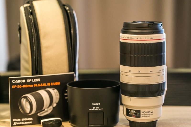 Canon EF 100-400 f/4.5-5.6L IS II