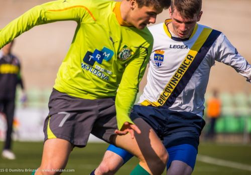 Thumbnail for FC Zimbru – FC Edinet Football Match with Canon EF 100-400 f/4.5-5.6L IS II