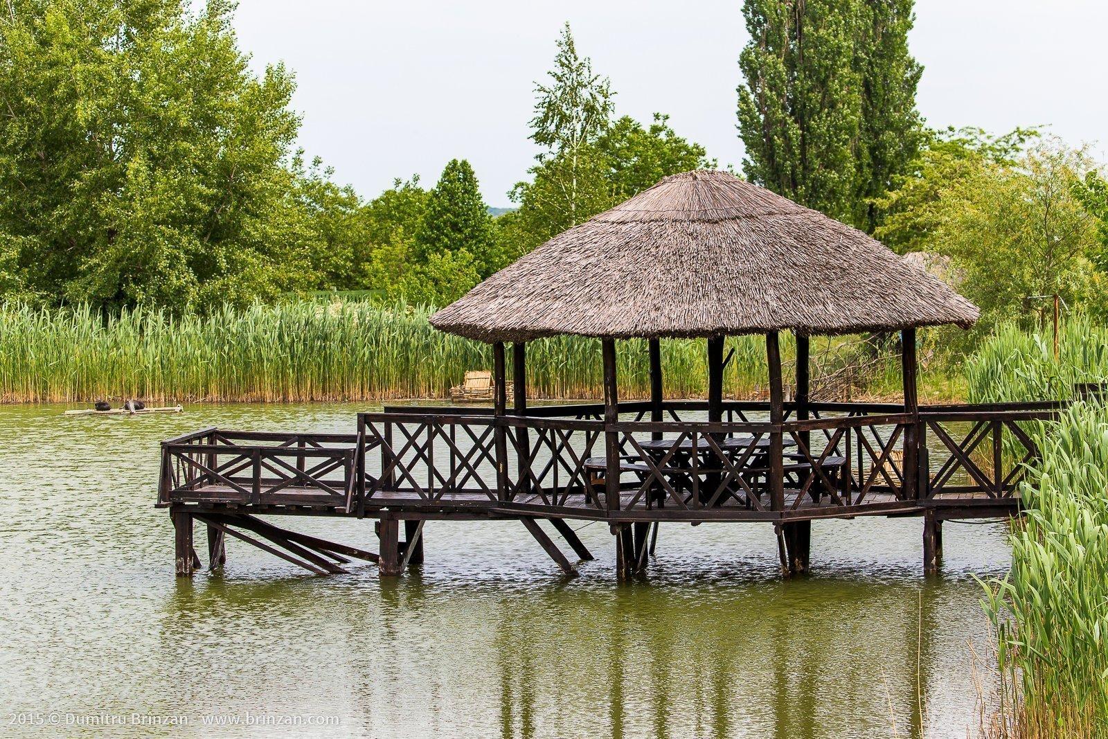 Purcari Estate - Lake Terrace