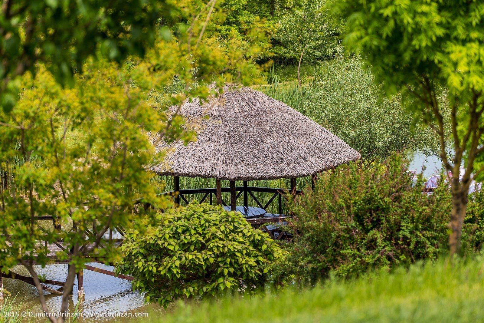 Purcari Estate - Terrace on the Lake