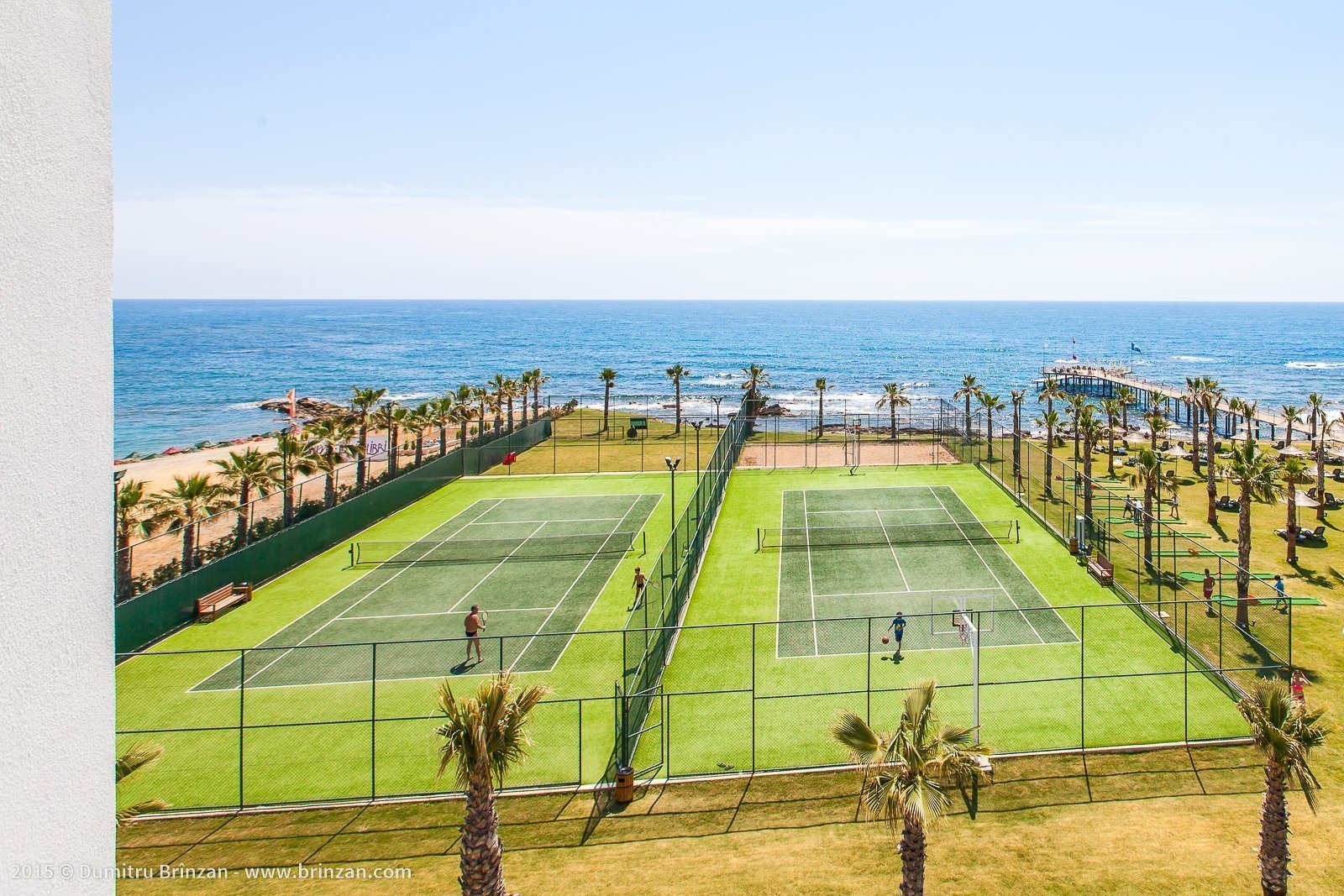 Rubi Platinum Spa Resort & Suites - Tennis Courts