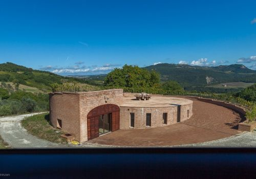 Thumbnail for Where Bonsai Wine is Made: Podere Le Ripi Winery in Montalcino, Italy