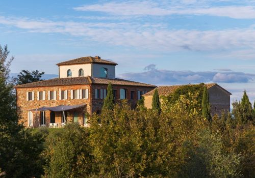 """Thumbnail for Siena House Boutique """"Not a Hotel"""" – The Perfect Place for Exploring Tuscany"""