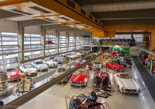 Thumbnail for Automuseum Dortmund – Private Collection of Old & Retro Cars