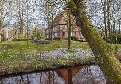 Thumbnail for Moisburg Town, Lower Saxony – Germany (March 2017)