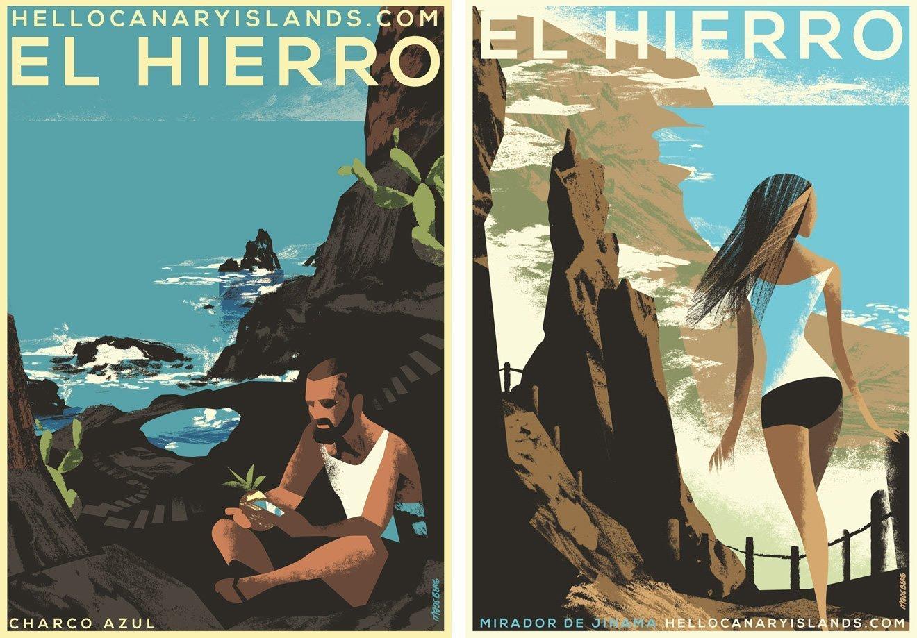 El Hierro by Mads Berg