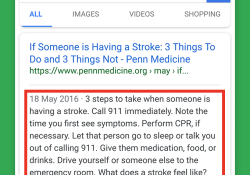 Thumbnail for When Google Search Snippets go Terribly Wrong