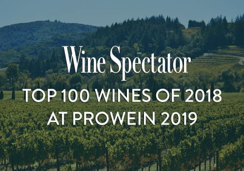 Thumbnail for Wine Spectator Top 100 Wines at ProWein 2019 Düsseldorf