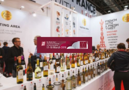Thumbnail for My Schedule of Interesting Events at ProWein 2019 in Düsseldorf